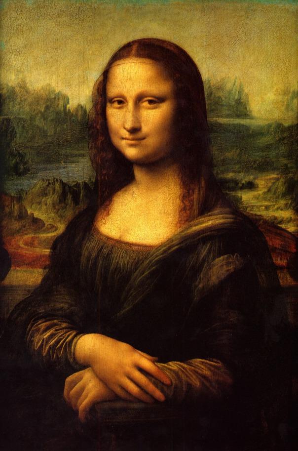 The Mona Lisa : Current Location - Louvre ,Paris